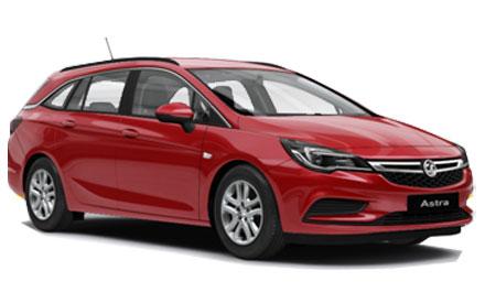 Vauxhall Astra Sports Tourer ELITE 1.4i 150PS Turbo